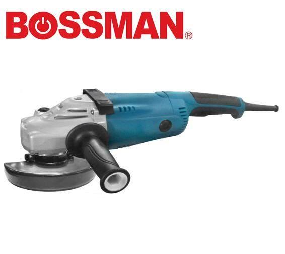 BOSSMAN BA7020 7 INCH ANGLE GRINDER