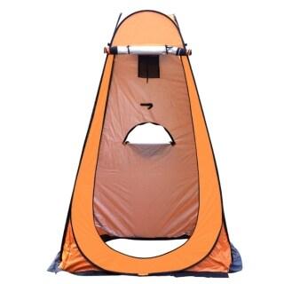 P0p Up Lều Riêng Tư-Lều Tắm Ngoài Trời Di Động Tức Thì Lều Trại Nhà Vệ Sinh Phòng Thay Đồ Nơi Trú Mưa Có Cửa Sổ-Để Cắm Trại Và Đi Biển Có Thể Gập Lại Kèm Túi Đựng thumbnail