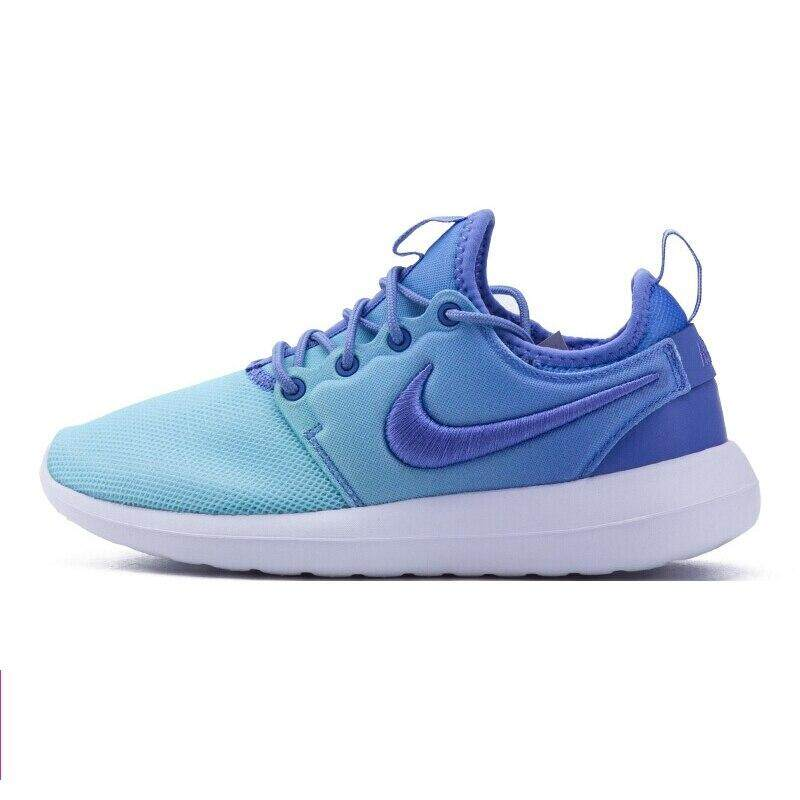 49154cdc4877fb NIKE ROSHE TWO BR Women's Low Top Running Shoes Sneakers Outdoor Walking  Jogging