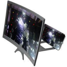 Điện Thoại Đứng❤Giao Hàng Trong Vòng 48 Giờ + COD❤Bộ Khuếch Đại Màn Hình Điện Thoại 3D 12 Inch Thiết Kế Gập Lại Kính Lúp Video Hd Xem Phim 3d Giá Đỡ Điện Thoại Thông Minh Bộ Khuếch Đại Màn Hình