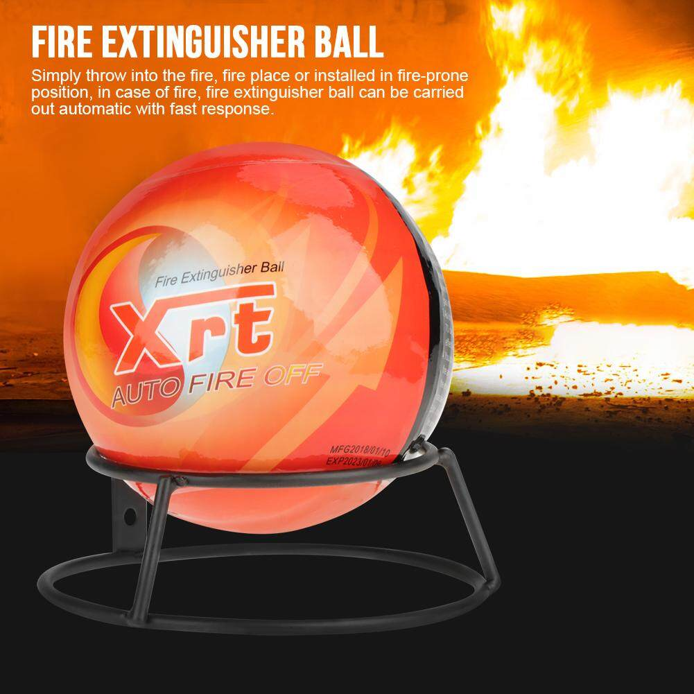 Fire Extinguisher Ball Easy Throw Stop Loss Tool Safety