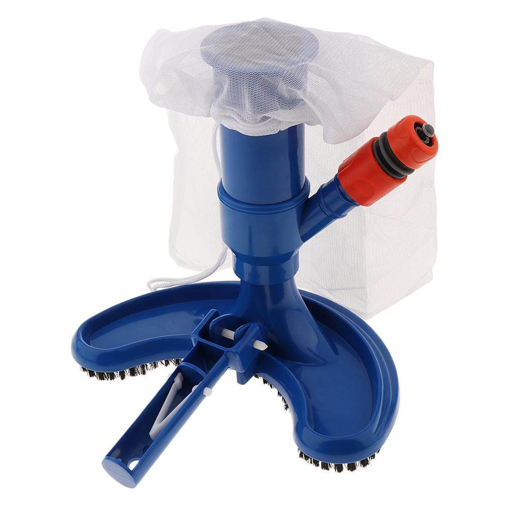 Magideal Pool Cleaning Kit Swimming Pool Vacuum Head With Brush Spa Pond Clean Supply By Magideal.