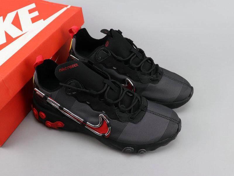 (Multiple_Colors) New_NIKE_REACT_LEEMENT_55_CUSTOM_Men 'S _ Sneakers_AA-050