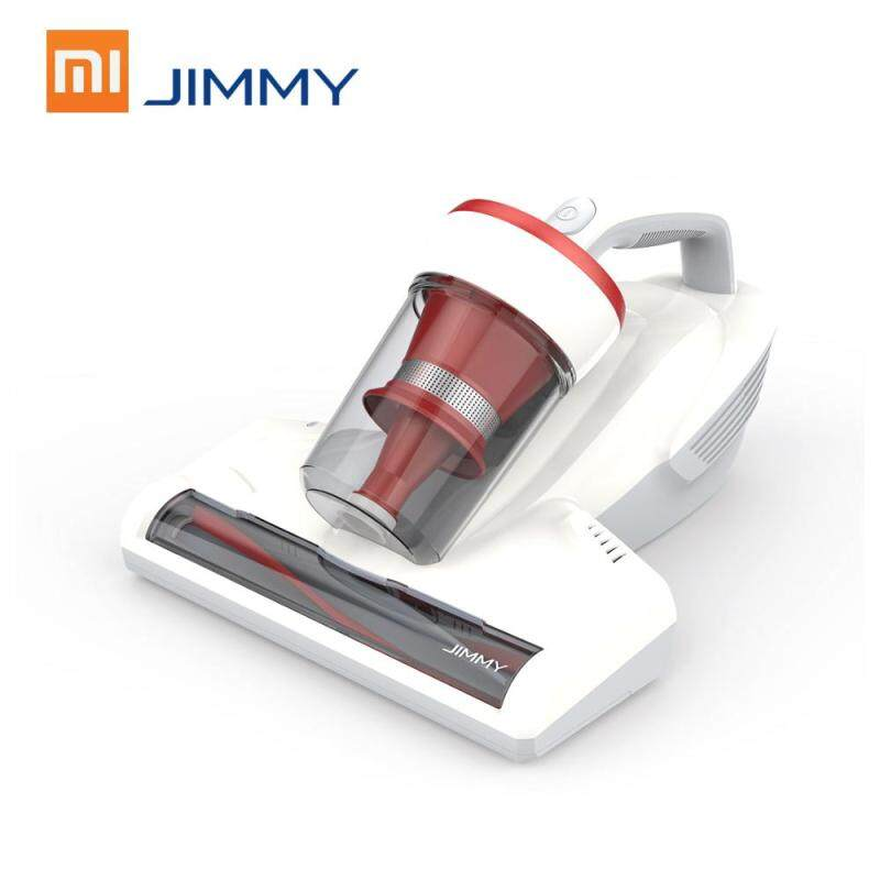 Xiaomi Jimmy Handheld Dust Mite Vacuum Cleaner JV11 Electric Anti-mite Dust Remover Controller Ultraviolet Sterilization for Sofa Bed 220V Singapore