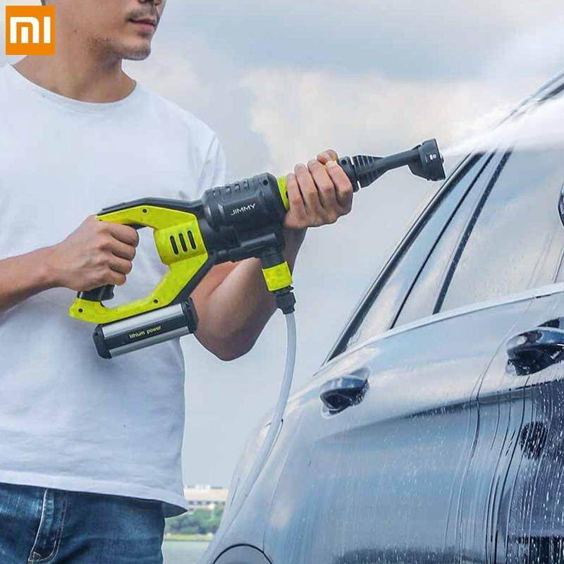 Xiaomi youpin Jimmy JW31 Powerful Handheld Rechargeable Car Flush Tool Cleaning Tool Singapore