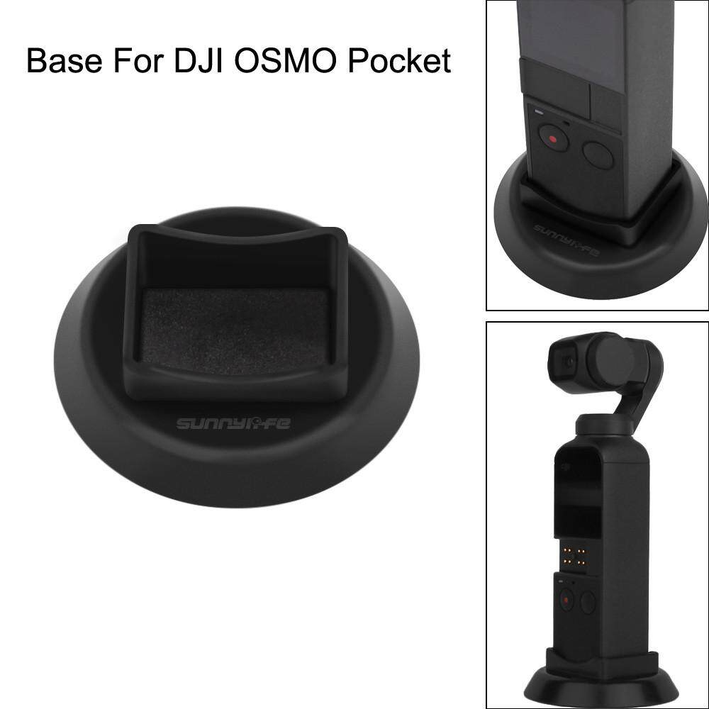 Docesty 1pc Handheld Stabilizer Base Mount Stand For Dji Osmo Pocket Gimbal Camera By Docesty.