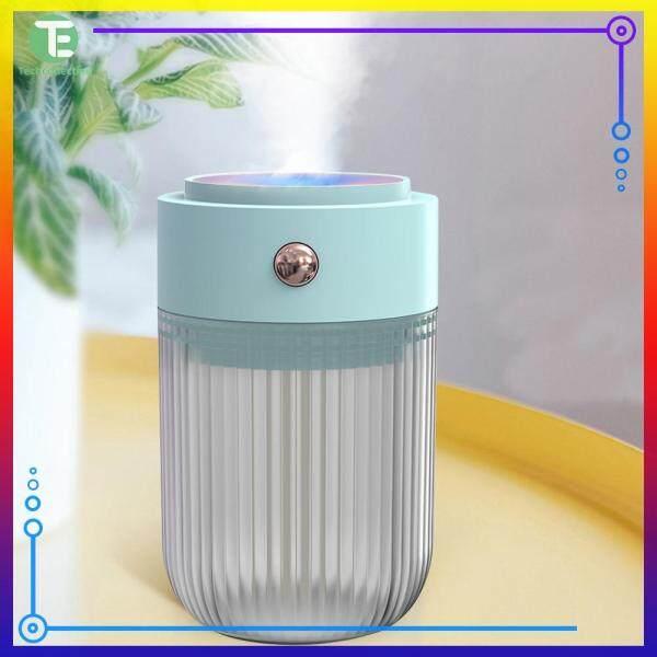 USB Air Humidifier Home Car Mist Maker Marquee Night Lamp Office Air Purifier 73x73x114mm Singapore