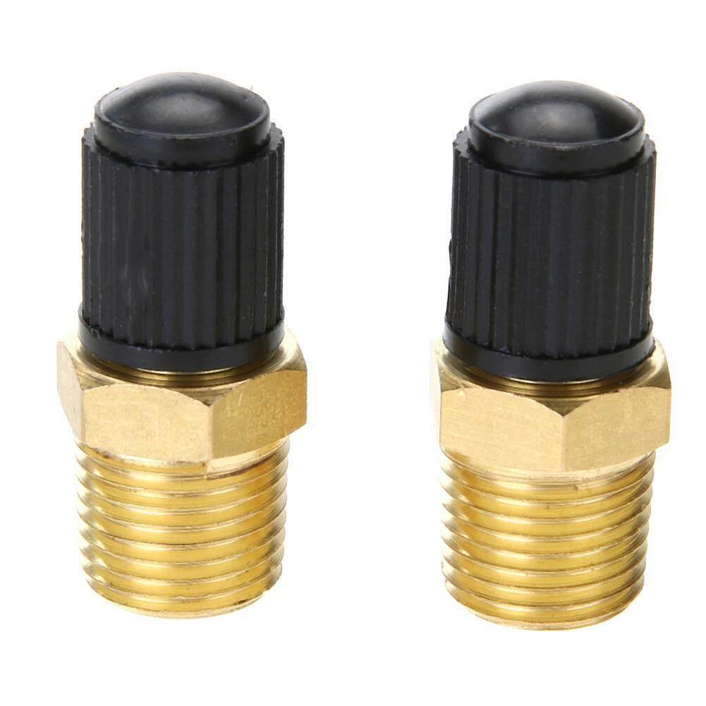 2 Pcs 1/8in Kuningan Ban Kompresor Udara Ban Tangki Mengisi Katup Untuk Dunlop Valve By Vodool Official Store.