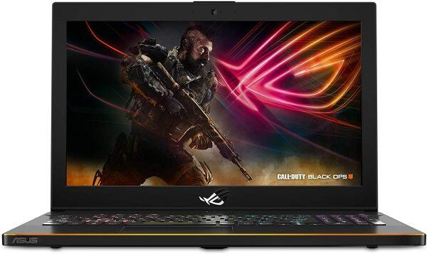 "ASUS ROG Zephyrus M Ultra Slim Gaming Laptop, 15.6"" Full HD 144Hz IPS-Type G-SYNC, GeForce GTX 1070, Intel Core i7-8750H Processor, 16GB DDR4, 256GB PCIe SSD + 1TB FireCuda, Windows 10 Malaysia"