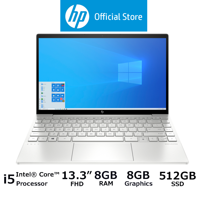 HP Laptop ENVY 13-ba0108tu [FREE Backpack & Delivery] Malaysia