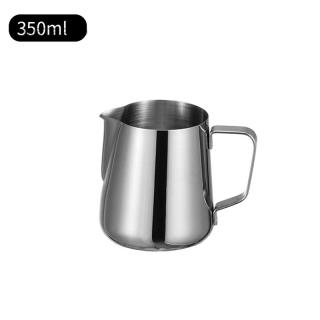 Metagio Bình Cà Phê Bằng Thép Không Gỉ 350 550Ml, Với Tỷ Lệ, Cốc Tạo Bọt Sữa Bình Pha Cà Phê Espresso Latte Nghệ Thuật Kem Nồi Chiên Dụng Cụ Nhà Bếp thumbnail