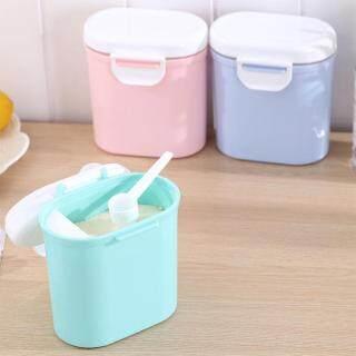 Sữa Bột Công Suất Lớn Cho Bé Có Thể Kín Hộp Lưu Trữ Thùng thumbnail