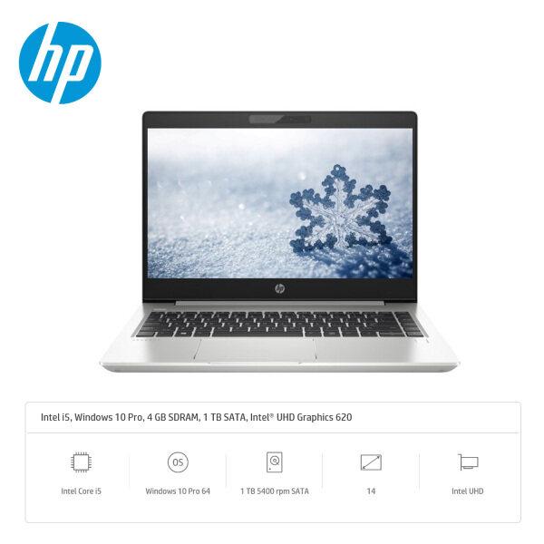 HP ProBook 440 G7 14 Laptop ( i5-10210U, 4GB, 1TB, Intel, W10P ) Malaysia