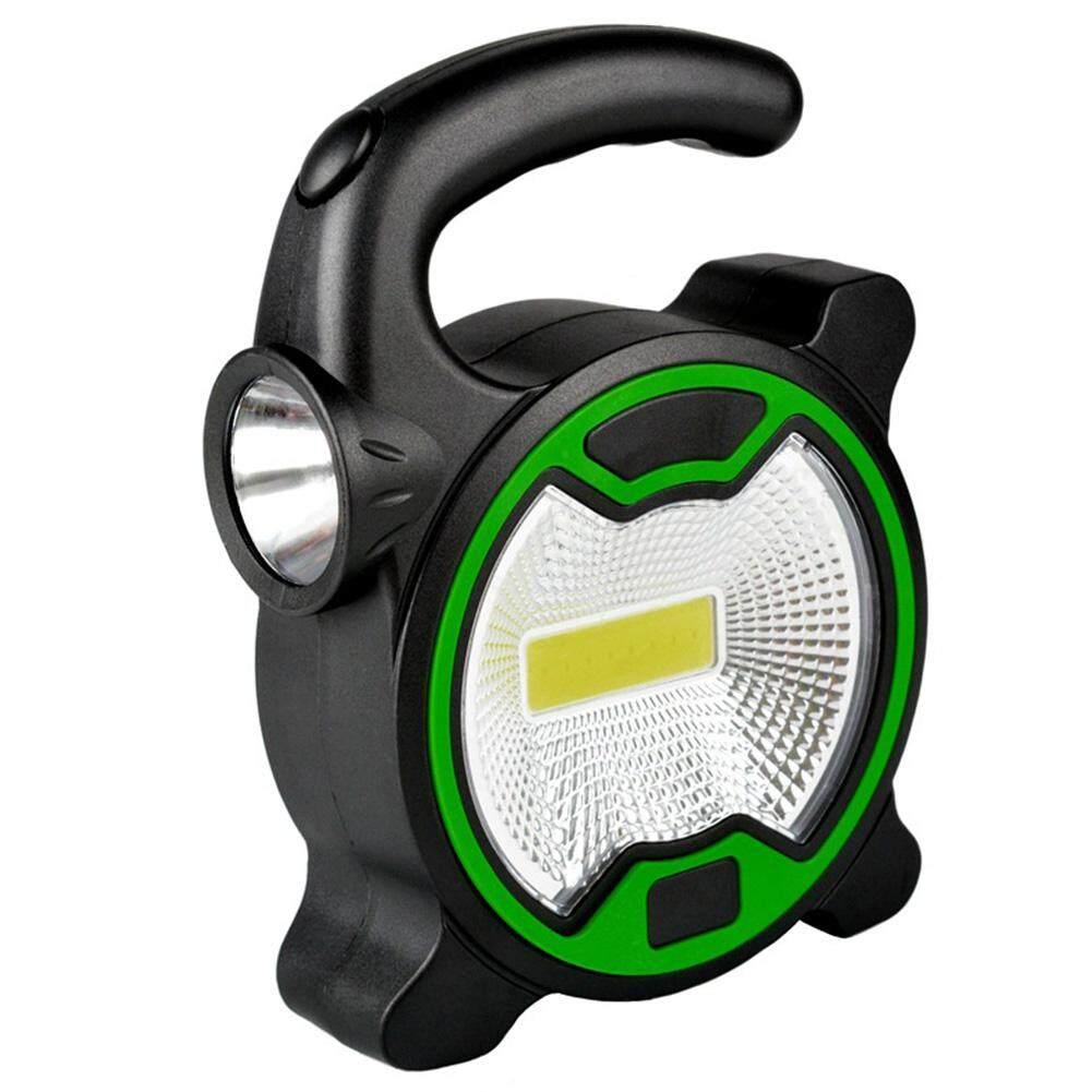 Pellet12 Ngoài Trời Cầm Tay Di Động Đèn Pha Tìm Kiếm COB Mini Lều Đèn - 2