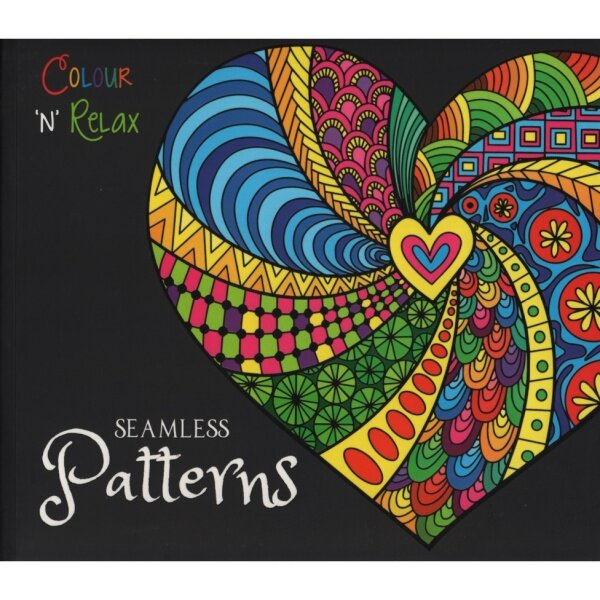 COLOUR N RELAX SEAMLESS PATTERNS Malaysia