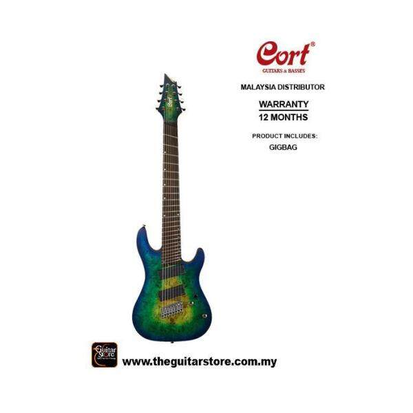 Cort KX508MS 8 Strings Electric Guitar Malaysia