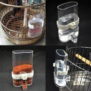 Lồng cung cấp nước uống tự động và lọc thức ăn cho chim vẹt ong kích thước xấp xỉ 13.4 7.5 cm BOKALI - INTL thumbnail