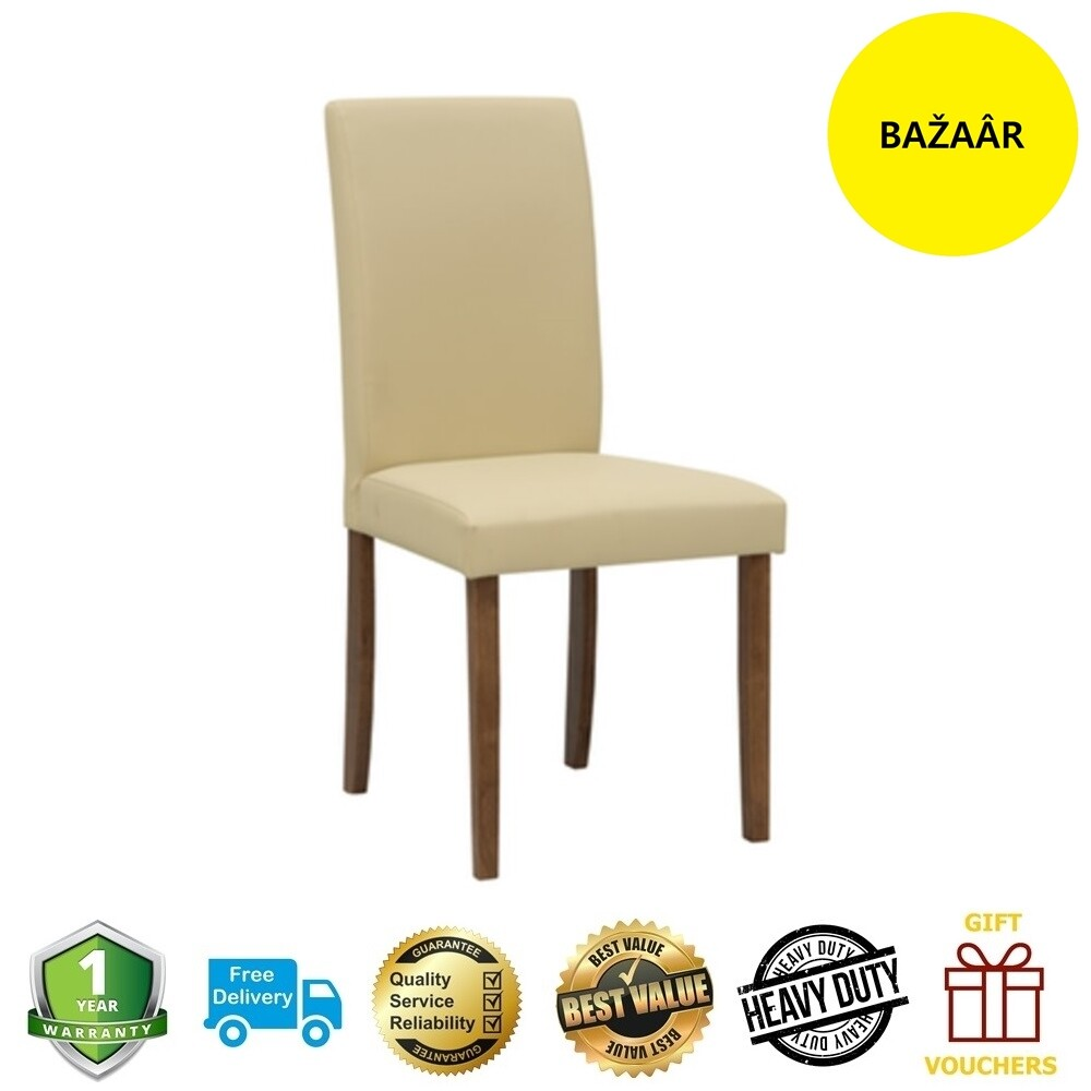 FURNITURE BAZAAR – LUNA Dining Chair/Working chair/Kerusi makan (Set of 8)  (Free Delivery to West Malaysia)