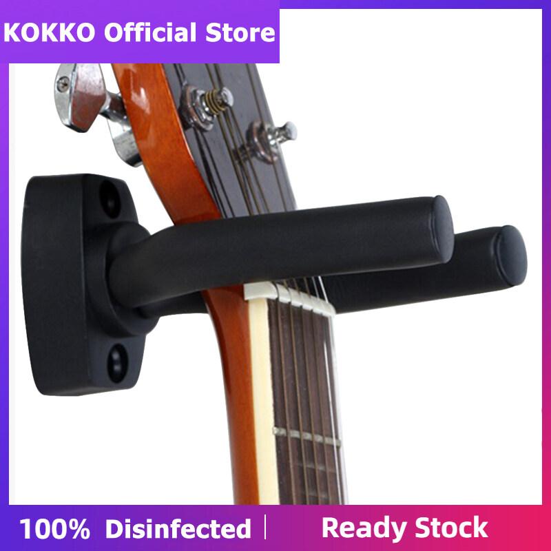 Guitar Hook Stand Metal Rack Bracket Wall Mount Hanger Guitarra Hook Holder Guitar Bass Ukulele Musical Instrument Accessories Malaysia