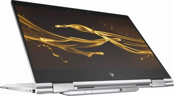 HP Spectre X360 13.3 FHD IPS 2-in-1 Touchscreen Laptop 2019 Flagship, Intel Quad-Core i7-8550U 8GB DDR4 256GB PCIe NMVe SSD Thunderbolt Backlit Keyboard Win Ink Stylus Pen Fingerprint Reader Win 10 Malaysia