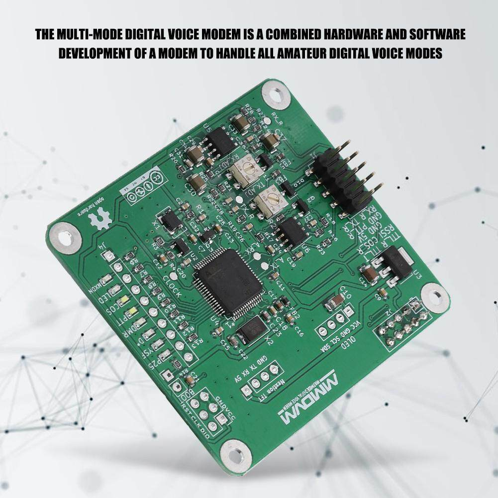 MMDVM DMR Repeater Open Source Multi Mode Digital Voice Modem Relay Board  for Raspberry Pi