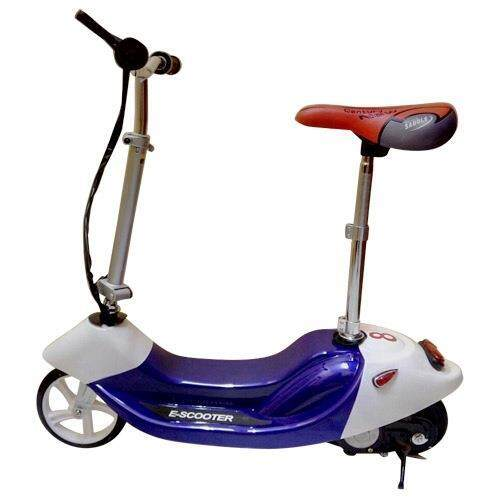Electric Scooter 120w (red) By Sweety Mall.