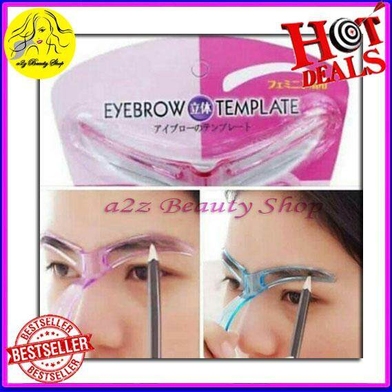 Eyebrow Template (ready Stock Msia) - Must Buy!! By A2z Beauty Shop.