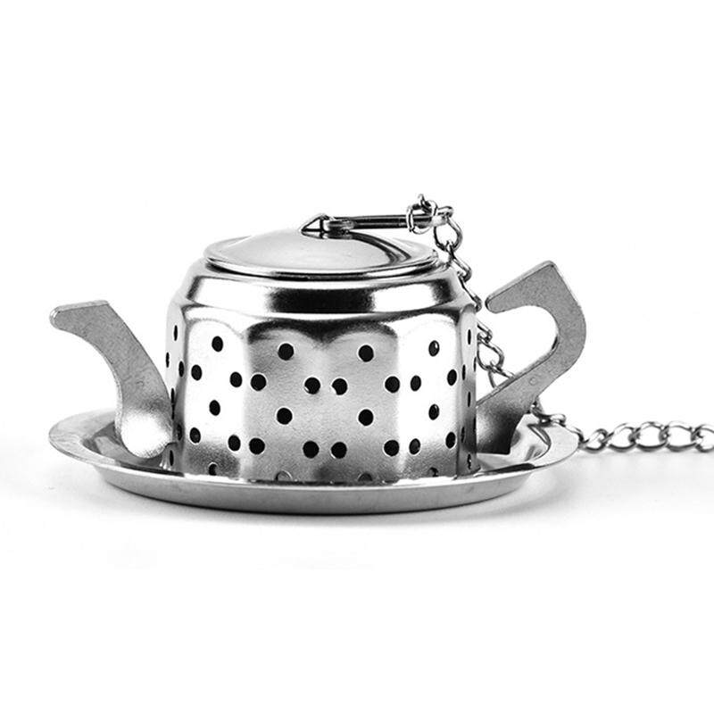 1 X Stainless Steel Safe Mesh Filter Kitchen Tool Tea Strainer Diffuser Reusable By Valueshopping-Mal.