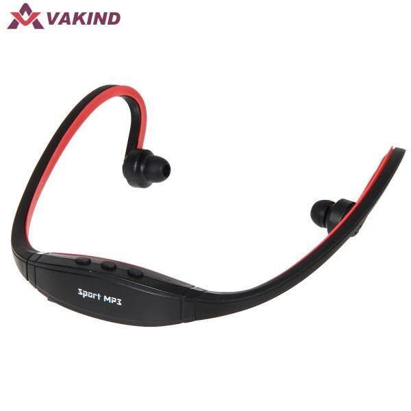 Sport Headphone Card Earphone MP3 Music Player Micro SD TF Headset Singapore