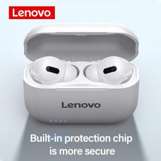 Tai Nghe Bluetooth Lenovo XT90, Tai Nghe Không Dây Thể Thao HIFI TWS 5.0, Tai Nghe Cuộc Gọi HD Hộp 300MAh Điều Khiển Cảm Ứng Chống Nước IPX5 thumbnail