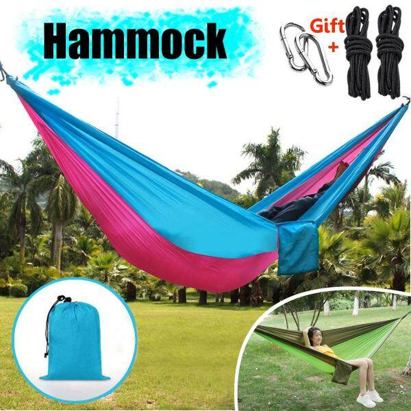 Ultralight Portable Outdoor Camping Double Hammocks Tents Hanging Swing Chair