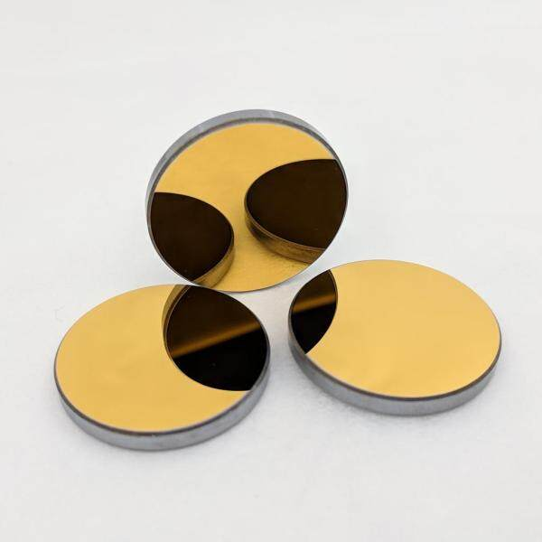 Bảng giá Gương Phản Chiếu Fityle Tráng Vàng Si Cho Máy Cắt Laser CO2
