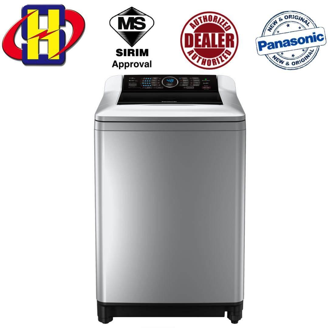 Panasonic Washing Machine NA-F115X4LRT / NA-F115X4 Top Load Washer - 11.5KG ActiveFoam System Washer Washing Machine