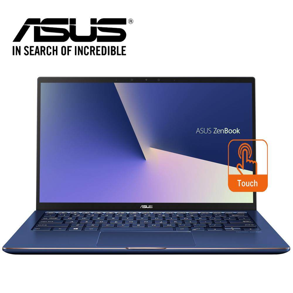 Asus Zenbook Flip 13 UX362F-AEL294T 13.3 FHD Touch Laptop Royal Blue ( i5-8265U, 8GB, 256GB, Intel, W10H) Malaysia