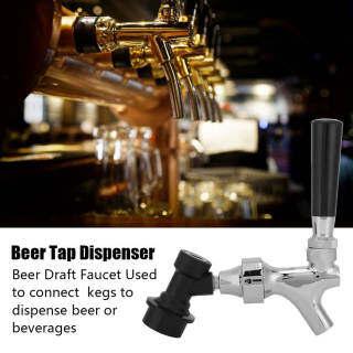 G5 8 Bộ Bia Homebrew Không Điều Chỉnh Được Keg Tap Bia Dự Thảo Bộ Phụ Kiện Pha Bia Cho Nhà Bar Quán Rượu thumbnail