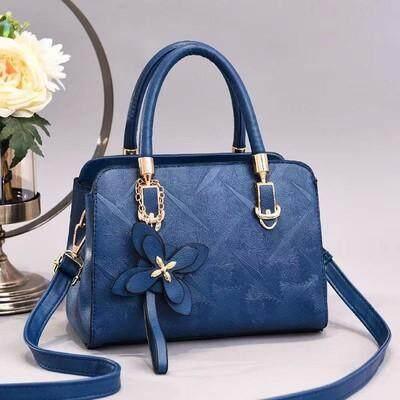 Ladies Handle Bags Embossing Satchels Women Shoulder Bags
