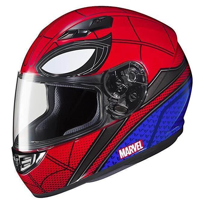 HJC CS-R3 Helmet - Spiderman Homecoming