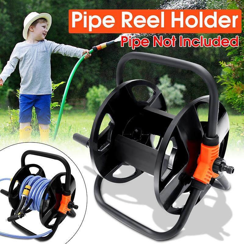 【Free Shipping + Flash Deal】15-20M Portable Pipe Reel Holder Garden Hose Cart Water Pipe Storage Cart