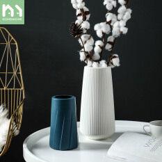 Homenhome Bình Hoa Đơn Giản Cắm Hoa Phòng Khách Trang Trí Hoa Khô Chai Nhựa Trồng Cây Thủy Canh Văn Phòng