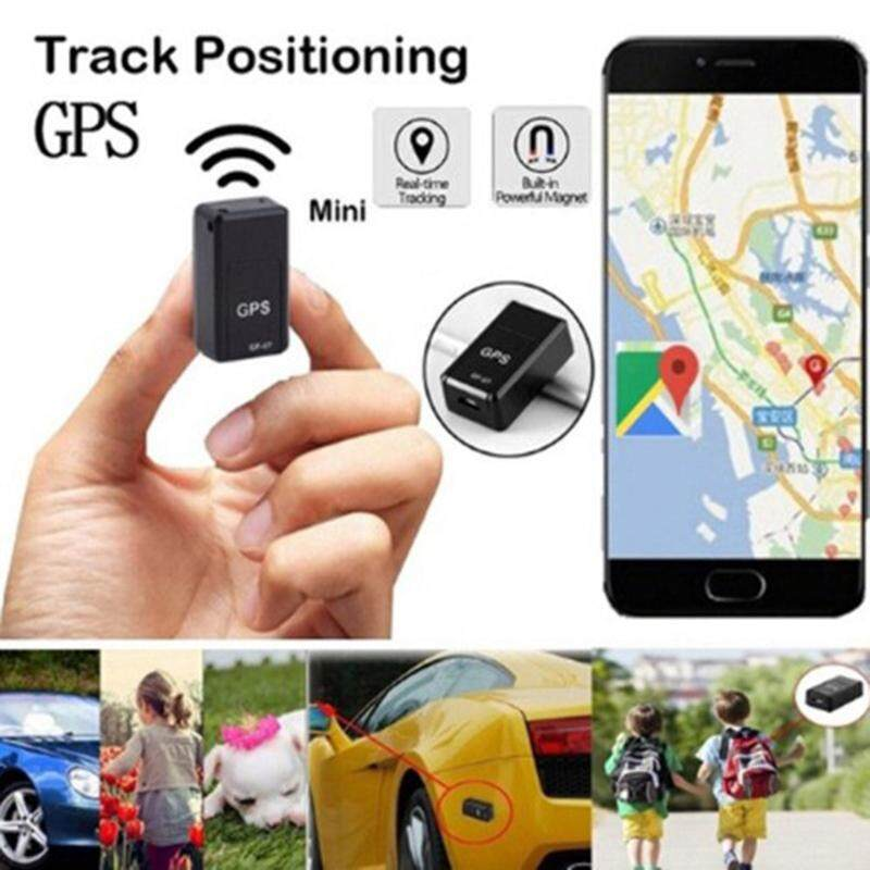 Gps Real-Time Tracking Gsm Locator Gprs Tracking Anti-Lost Tracking Device Locator Tracker Support Recording Mini Tf Card By Lovelife-88.
