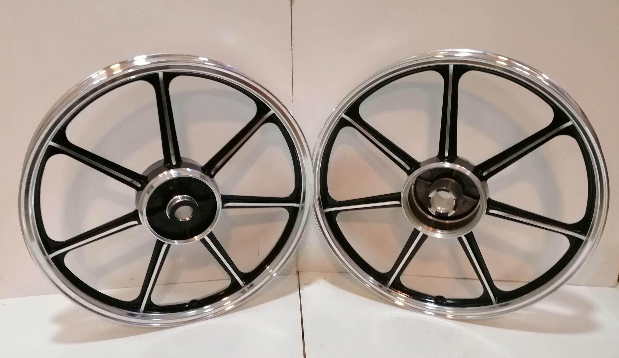 788 Sport Rim Ex5 Black By K.k Motorspareparts.
