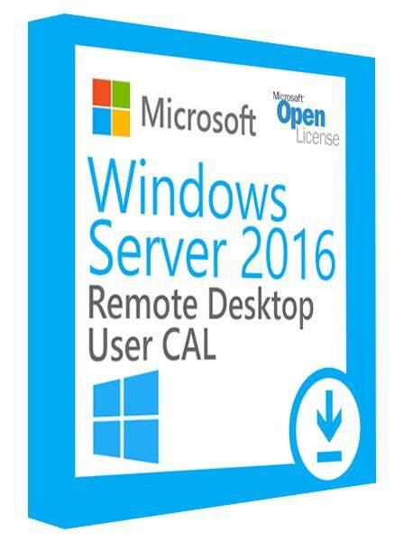 MICROSOFT Windows Server Remote Desktop Services CAL  Client access  licenses (Windows Server 2016 Remote Desktop Device CAL)