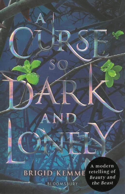 English Novel A Curse So Dark And Lonely by Brigid Kemmerer Malaysia