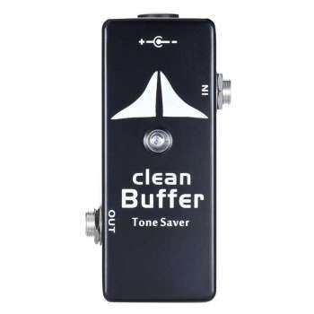 MOSKY Clean Buffer Guitar Effect Pedal Tone Saver Body Guitar Parts