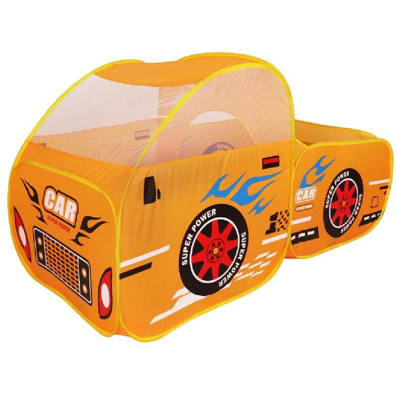 Car Model Play Game House Children Tent Cute Large Play Tents for Kids Gift