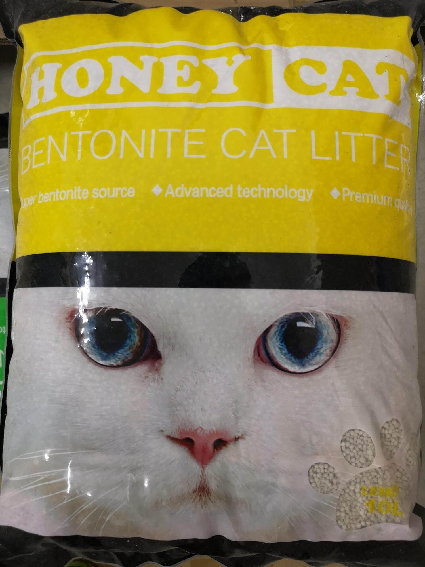 Honey Cat Litter 10l Lemon X 2 By Very Important Pet.