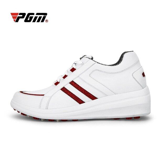 Giày Chơi Golf Nữ PGM, Dành Cho Nữ Và Nữ, Giày Thể Thao Dành Cho Thể Thao Golf; Cao Gót, Không Thấm Nước, Thoáng Khí Và Thoải Mái giá rẻ