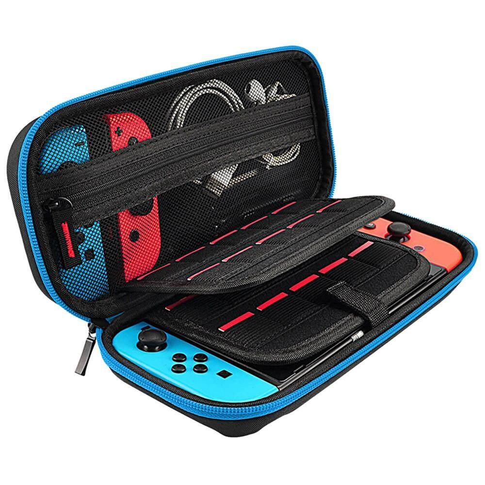 กระเป๋าถือคาร์บอนเปลือกหุ้มไฟเบอร์กระเป๋าแบบพกพากระเป๋าเดินทางสำหรับ Nintendo Switch By Secrikrt.