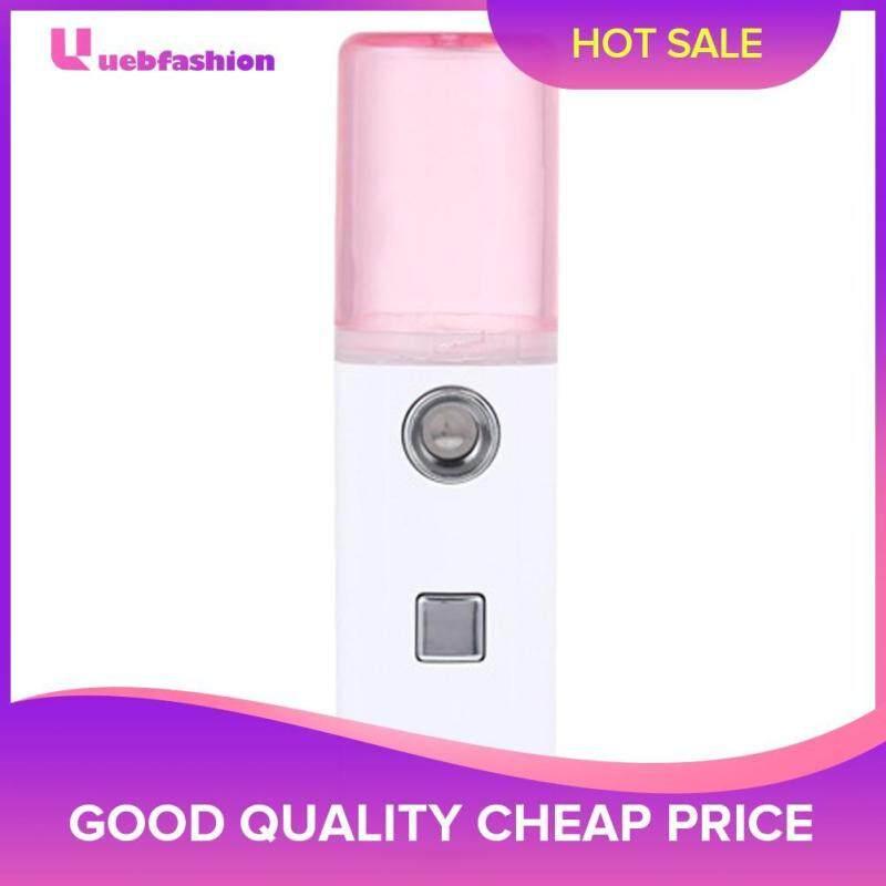 20mL USB Face Nano Mist Sprayer Facial Skin Moisturizing Nebulizer Steamer Singapore