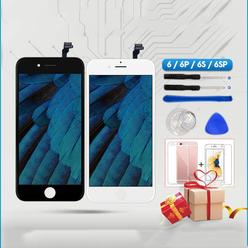 For iPhone 6 6S Plus LCD With 3D Force Touch Screen Digitizer Assembly For iPhone 5S Display No Dead Pixel